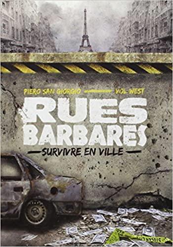 un livre qui donne les clés pour survivre en ville face à la violence urbaine