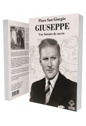 Livre survivaliste, giuseppe grand père de San giorgio raconte son vécu durant la guerre
