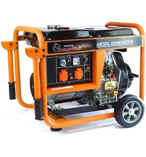 Générateur diesel, groupe électrogène