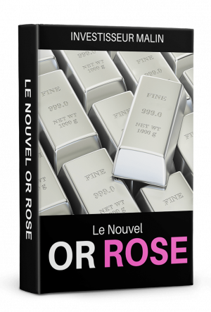 Achat or rose